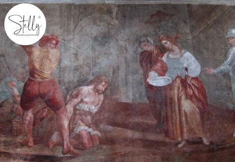 COLIMODIO E ARTEMISIA GENTILESCHI